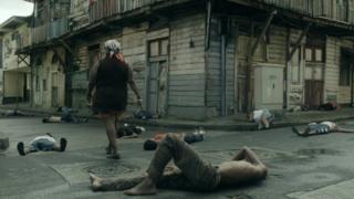"""Imagen del documental """"Invasión"""" de 2014"""
