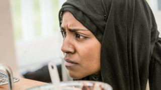 Nadiya on the Bake Off