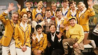 Members of the cast