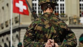 Швейцарський солдат