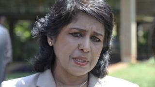 Ameenah Gurib-Fakim ni mwanamke wa kwanza Mauritius kupata urais mwaka 2015