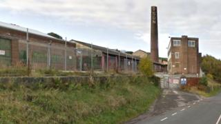 The brownfield land is on the site of the former Dyson factory between Stannington and Dungworth - part of Sheffield's greenbelt