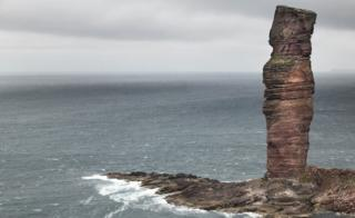 The Old Man of Hoy