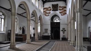 St Clement's Church, Ipswich