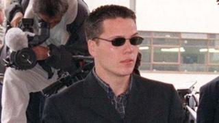 Jamie Acourt, pictured in 1998
