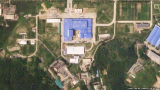 सानुम्डोन्ग मिसाइल लॉन्च सेंटर