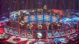 League of Legends final