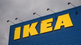 File image of an IKEA store