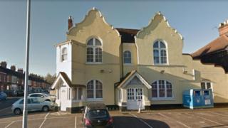 Mosque in Dereham Road, Norwich