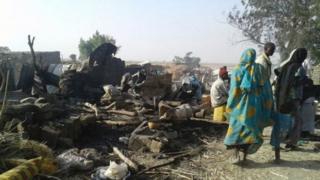 Nijerya'da saldırı sonrası