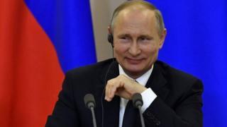 Madaxweynaha Ruushka, Vladimir Putin
