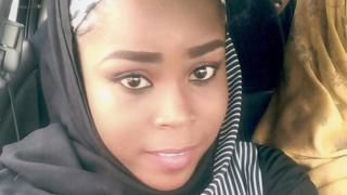 Handout photo of Hauwa Liman