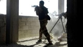 İŞİD, könüllülər, YPG