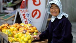 Стареющая Япония