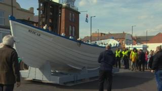 Zetland lifeboat