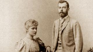 Николай с невестой