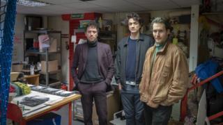 SET founders Ollie Tobin, Josh Field and Roland Fischer-Vousden