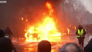 France unrest