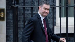 Brexit: Case for free votes for MPs, says cabinet minister Gauke