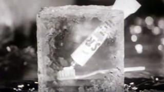 Gibbs SR toothpaste advert