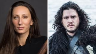 Natalia Lee has worked closely with Thrones star Kit Harington