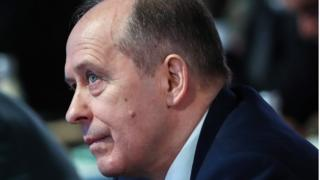 Директор ФСБ Александр Борников