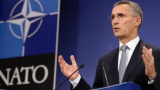 NATO baş katibi deyib ki, onlar daşındırmadan istifadə edirlər