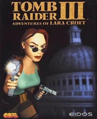 Tomb Raider computer game
