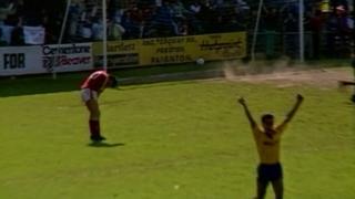 Torquay goal