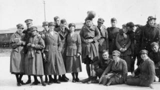 RAF & WRAF in WWI