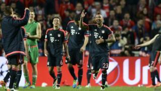 Le Bayern est sacré champion au terme de la 31ème journée.