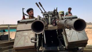 قوات الحكومة الليبية