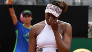 Venus Williams éliminée par Anett Kontaveit.