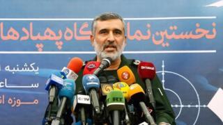 伊斯蘭革命衛隊空軍司令哈吉扎德