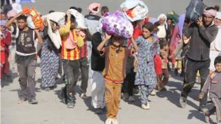 Islamic State yagize aba Yazidi benshi imbohe igihe yigarurira uburaruko bwa Irake mu 2014
