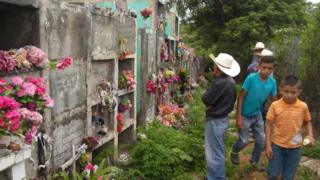 Cementerio de Azacualpa