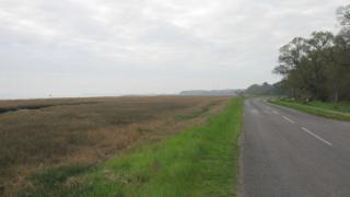 Shore Road, Hythe