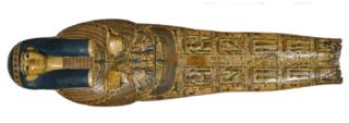 The detail on the coffins in the Fitzwilliam Museum collection shows the skill and care Egyptians paid toward the afterlife.