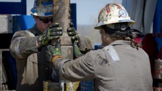 Fracking in USA