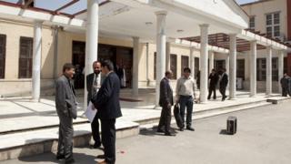 د افغانستاند پارلمان ودانۍ
