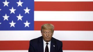 Trump, 30 de abril