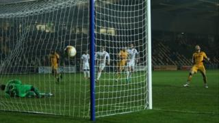 Sean Rigg penalty