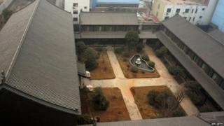 The former Henan residence of Gu Junshan