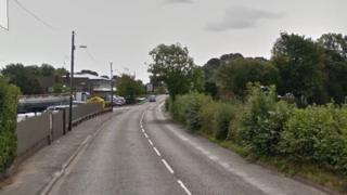 A541 Mold to Denbigh Road