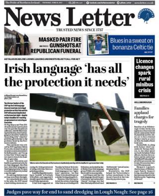 Belfast News Letter