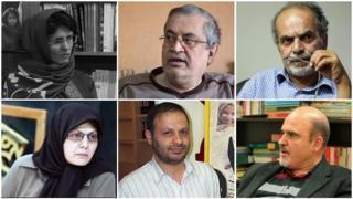 توقیف فلهای مطبوعات ایران