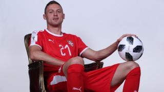 Nemanja Matić (Srbija)