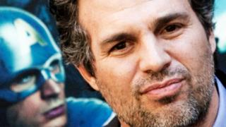 Mark Ruffalo poses during the photocall of The Avengers on April 21, 2012