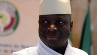 Adama Barrow ya lashe zabe