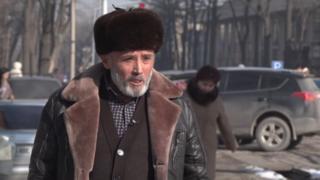 Каримжон Суванов Ўзбекистонда 650900 долларини олдирганини айтмоқда
